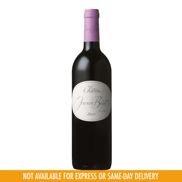 Chateau Joanin Becot 2015 750ml - Boozy.ph