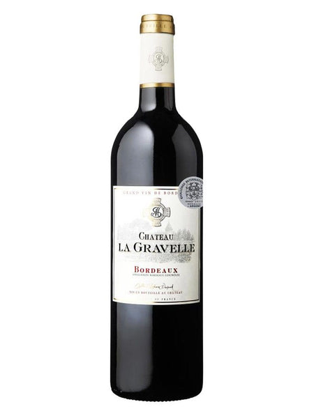 Château La Gravelle Bordeaux Red 750ml - Boozy.ph