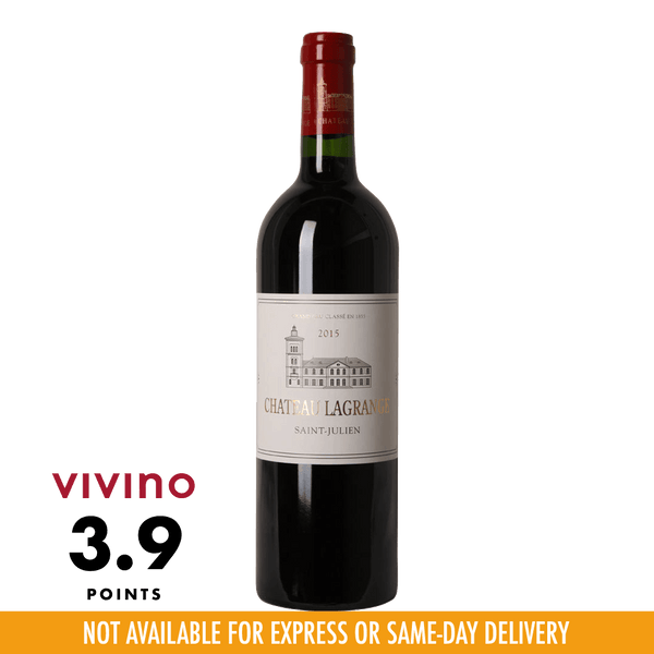 Chateau Lagrange 2015 750ml - Boozy.ph