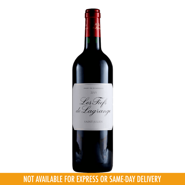Chateau Les Fiefs De Lagrange 2015 750ml - Boozy.ph