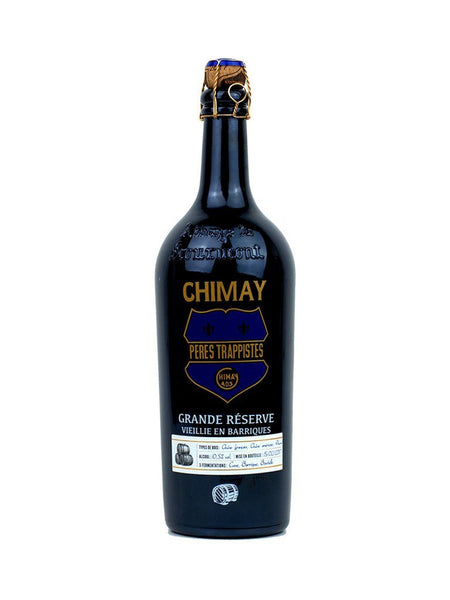 Chimay Blue Grande Réserve 750ml Beer