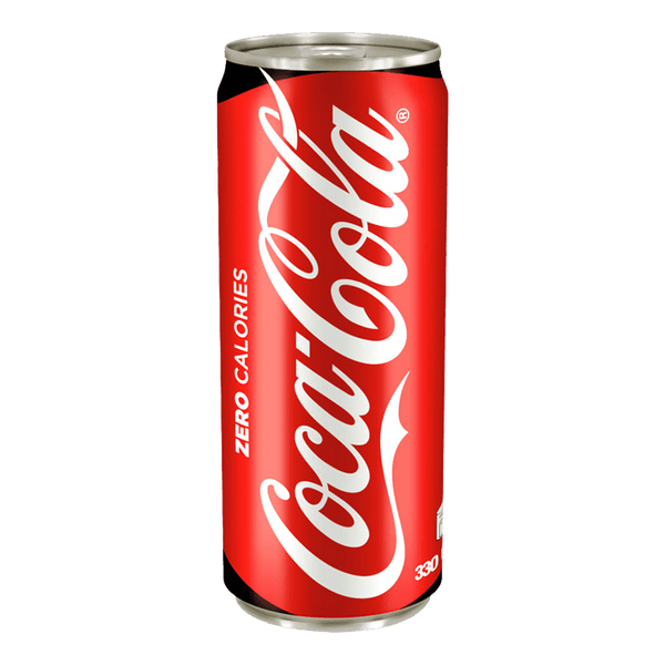 Coke Zero 330ml - Boozy.ph