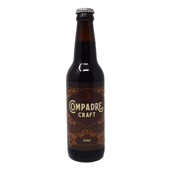 Compadre Stout 330ml - Boozy.ph