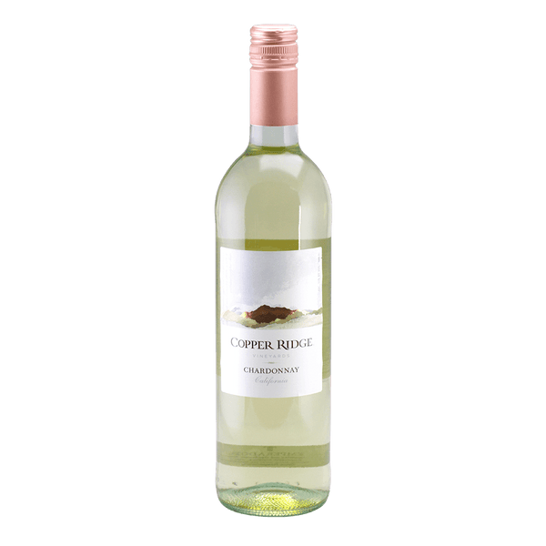 Copper Ridge Chardonnay White Wine 750ml