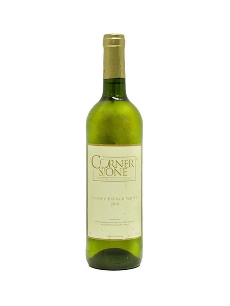 Cornerstone Classic French White 750ml