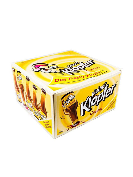 Klopfer Cream 25pcs x 20ml - Boozy.ph