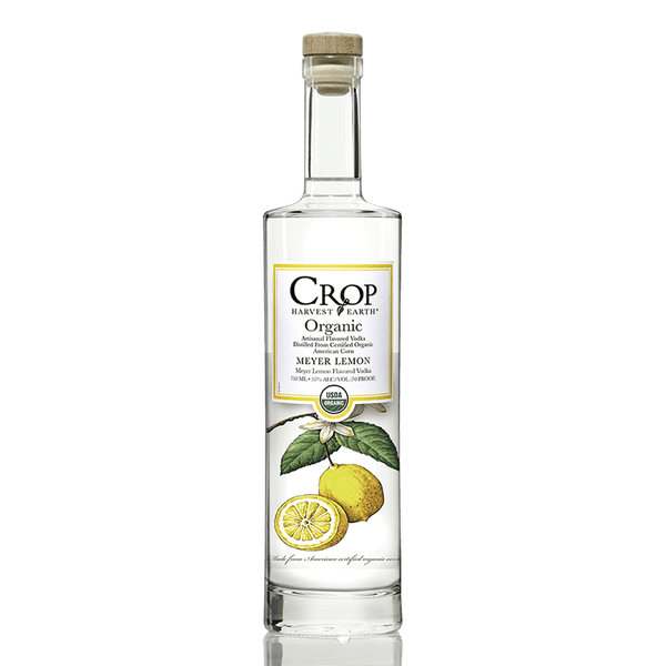 CROP Meyer Lemon 700ml - Boozy.ph