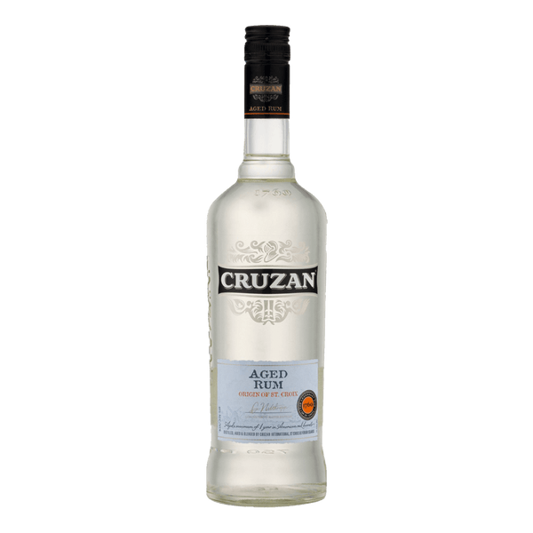 Cruzan Aged Light Rum 750ml