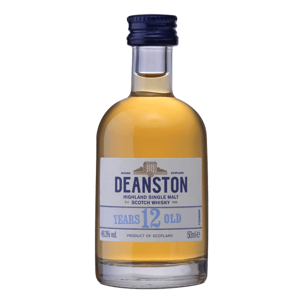 Deanston 12yo Mini 50ml (Freebie) - Boozy.ph