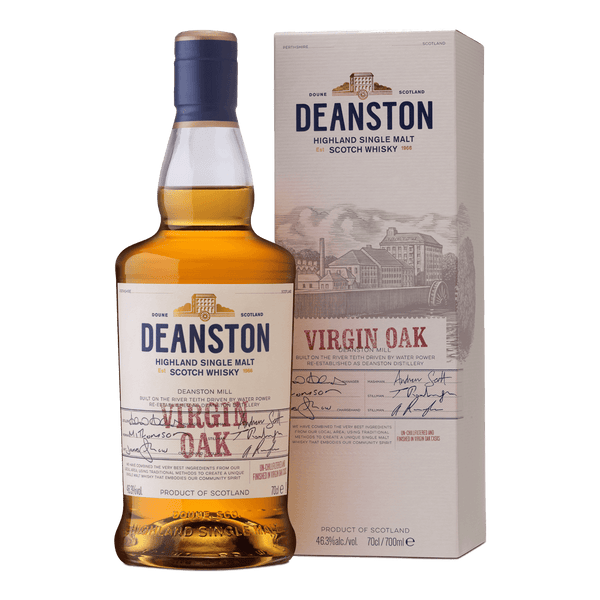 Deanston Virgin Oak 700ml - Boozy.ph