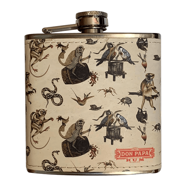 Don Papa Limited Edition Hip Flask (Freebie) - Boozy.ph