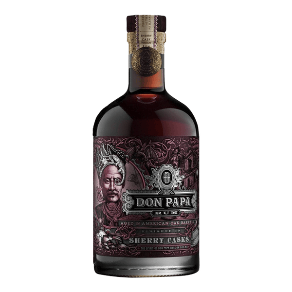 Don Papa Sherry Cask Limited Edition 700ml - Boozy.ph