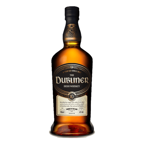 Dubliner Single Malt 10YO 700ml - Boozy.ph