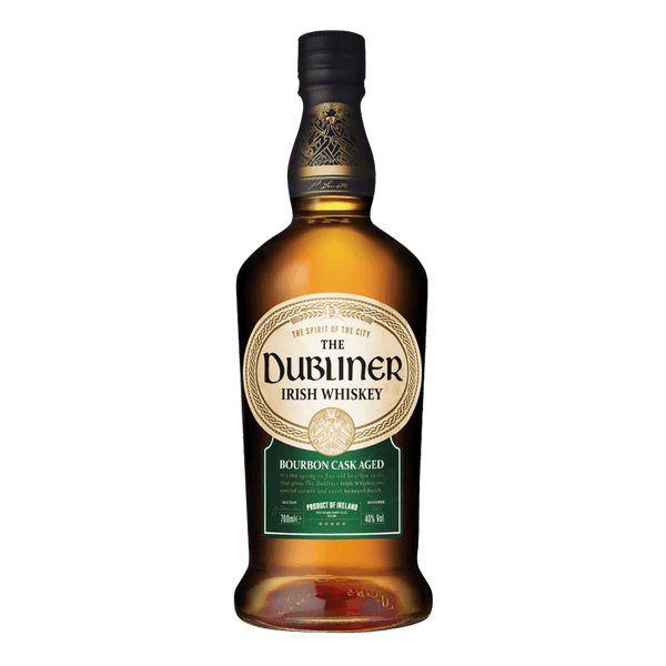 Dubliner Bourbon Casks Aged 700ml - Boozy.ph