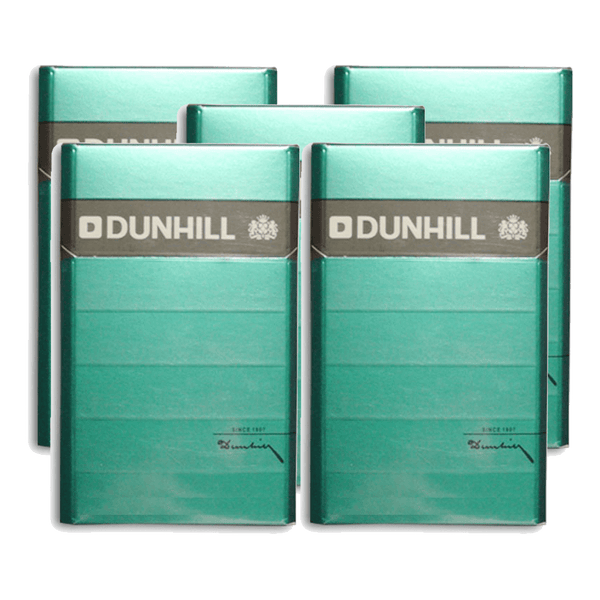 Dunhill Menthol Green Pack of 5