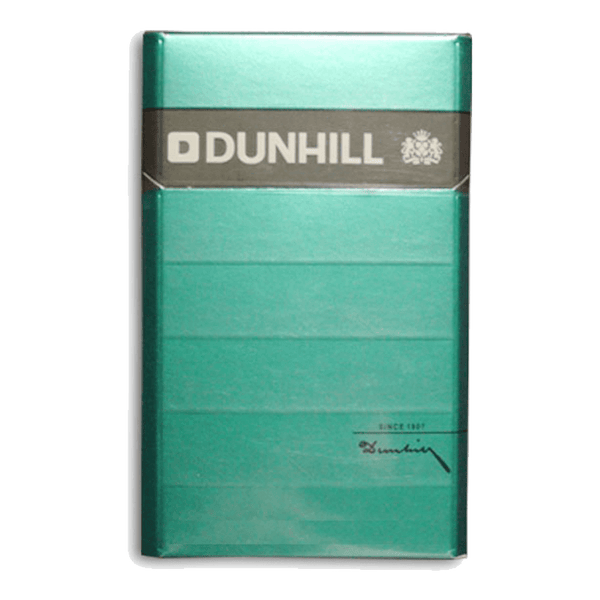Dunhill Menthol Green