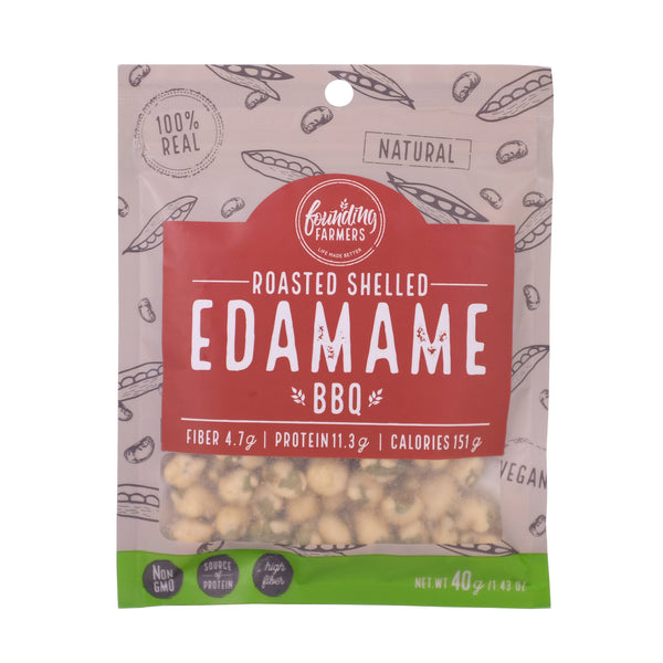 Founding Farmers Roasted Edamame BBQ