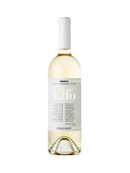 Elfo Bianco Salento Italian White Wine 750ml