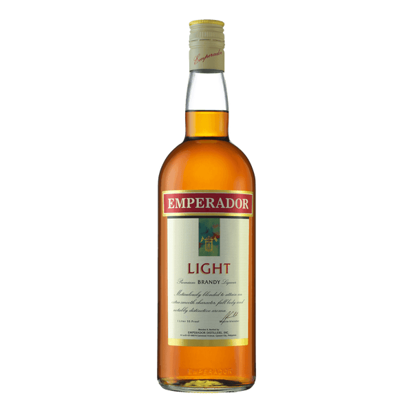 Emperador Light 1L - Boozy.ph
