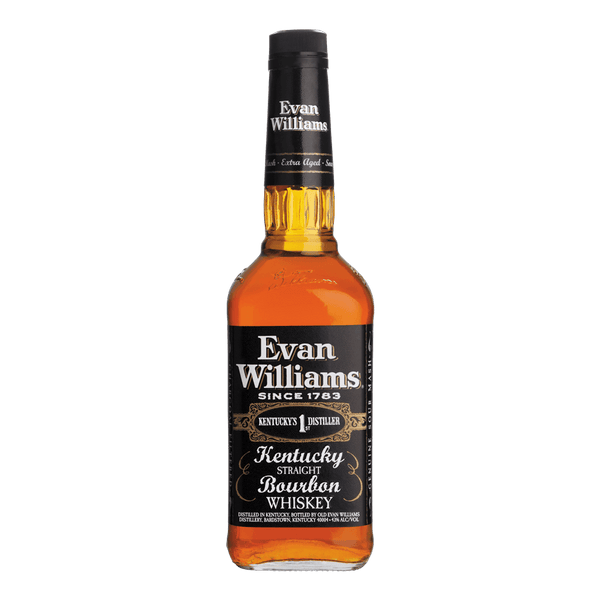 Evan Williams Bourbon Whisky 750ml - Boozy.ph