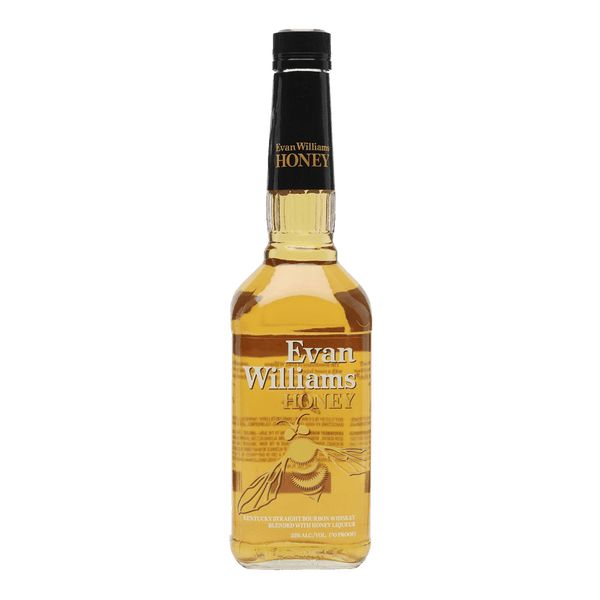 Evan Williams Honey Reserve 750ml - Boozy.ph