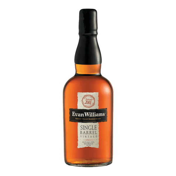 Evan Williams Single Barrel 750ml - Boozy.ph