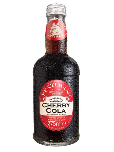 Fentimans Cherry Cola 275ml - Boozy.ph