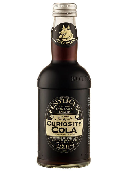 Fentimans Curiosity Cola Mixers 275ml