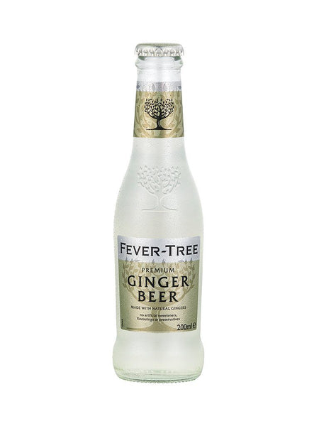 Fever Tree Ginger Beer Mixers 200ml