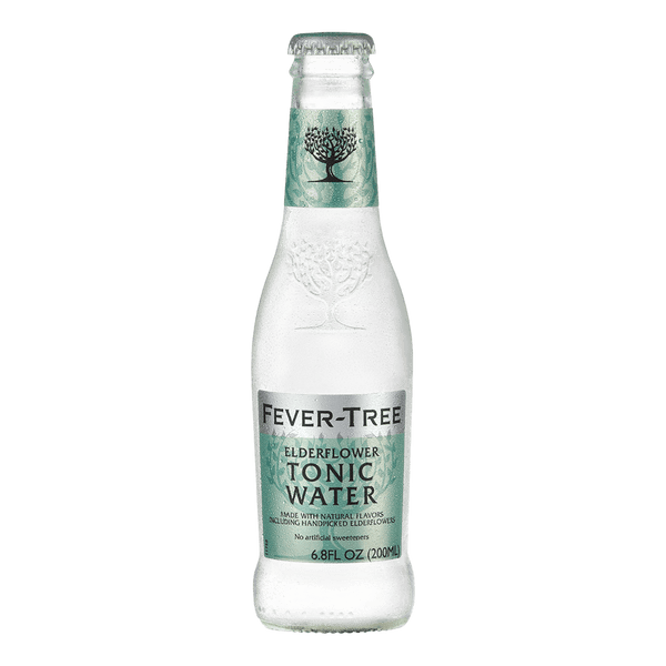 Fever Tree Elderflower Tonic Water 200ml
