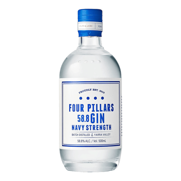 Four Pillars Navy Strength 500ml