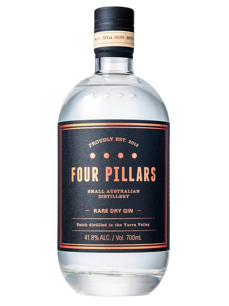 Four Pillars Rare Dry Gin 700ml - Boozy.ph