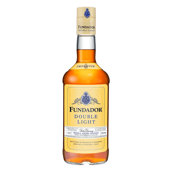 Fundador Double Light 700ml - Boozy.ph