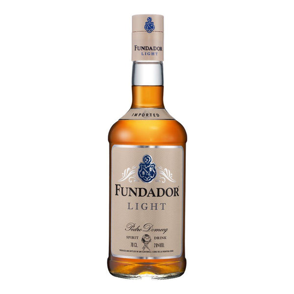 Fundador Light 700ml - Boozy.ph