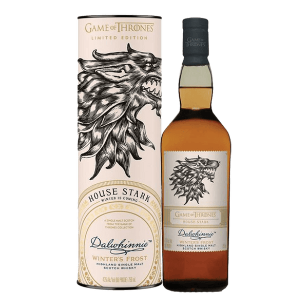 Game of Thrones – Dalwhinnie Winter's Frost 750ml