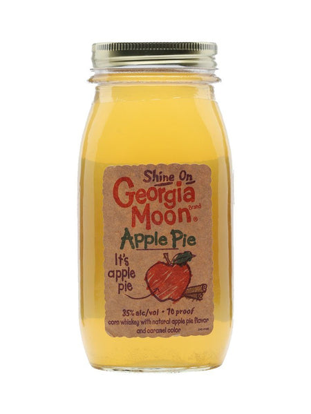 Georgia Moon Apple Pie Whiskey 750ml - Boozy.ph