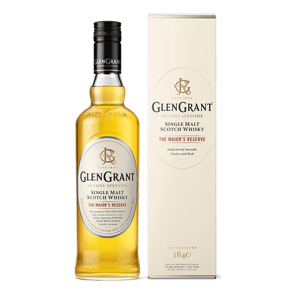 Glen Grant The Major's Reserve Scotch Whisky 700ml - Boozy.ph