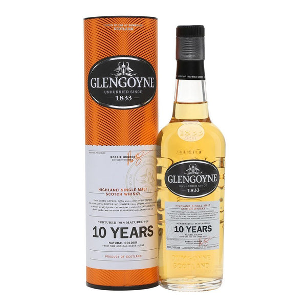 Glengoyne 10yo 700ml - Boozy.ph
