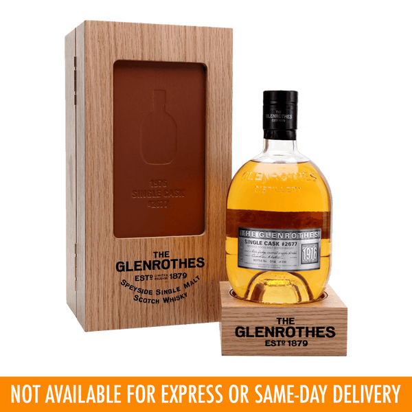Glenrothes 1976 700ml - Boozy.ph