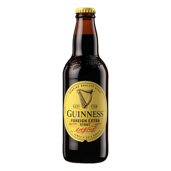Guinness Foreign Extra Stout Bottle 330ml - Boozy.ph