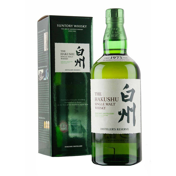 Suntory Hakushu Single Malt 700ml - Boozy.ph