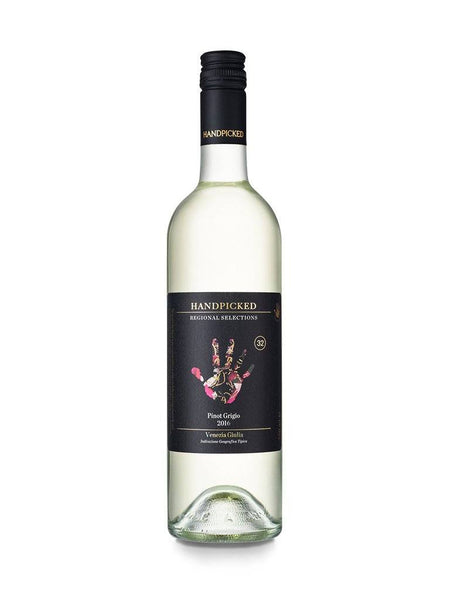 Handpicked Pinot Grigio 750ml - Boozy.ph