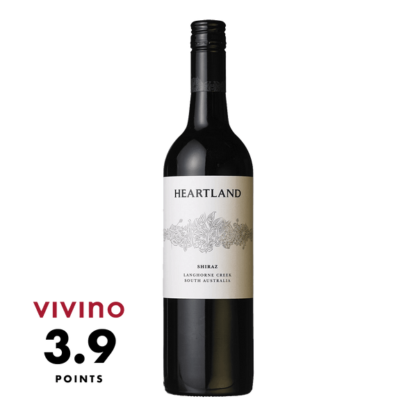 Heartland Shiraz 750ml - Boozy.ph