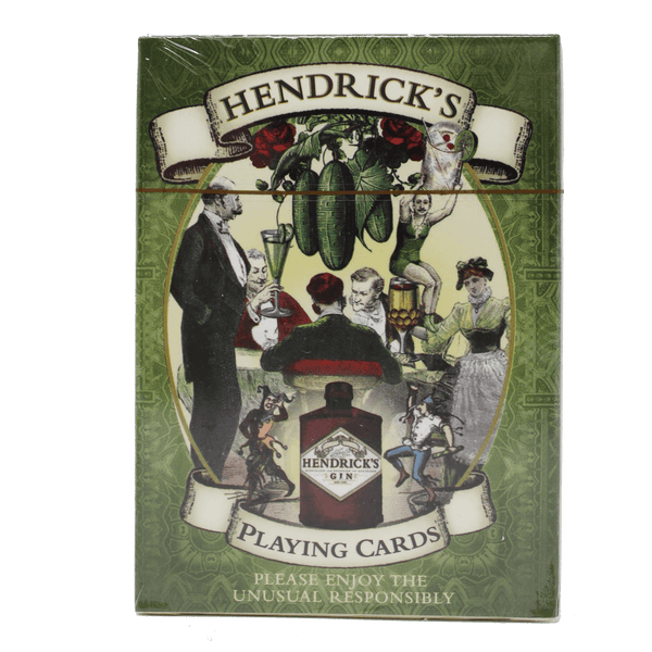 Hendrick's Playing Cards (Freebie) - Boozy.ph