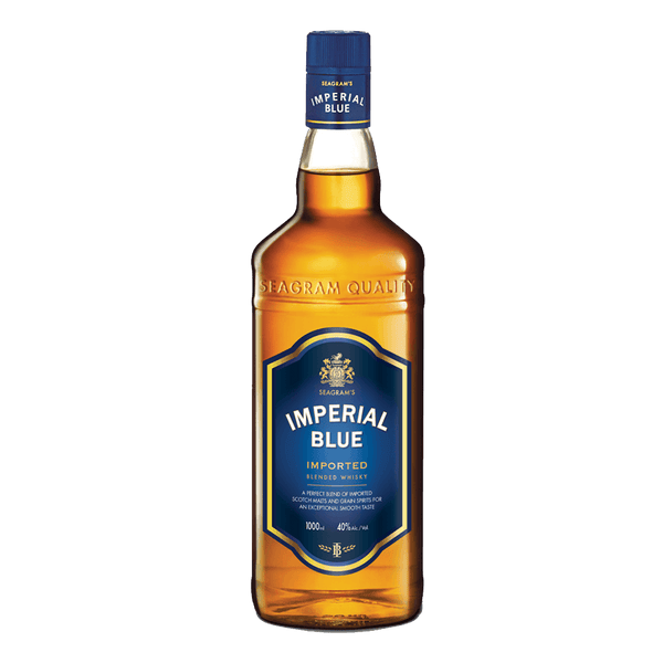 Imperial Blue Full Strength 1L - Boozy.ph