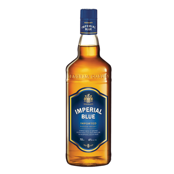 Imperial Blue Full Strength 700ml - Boozy.ph