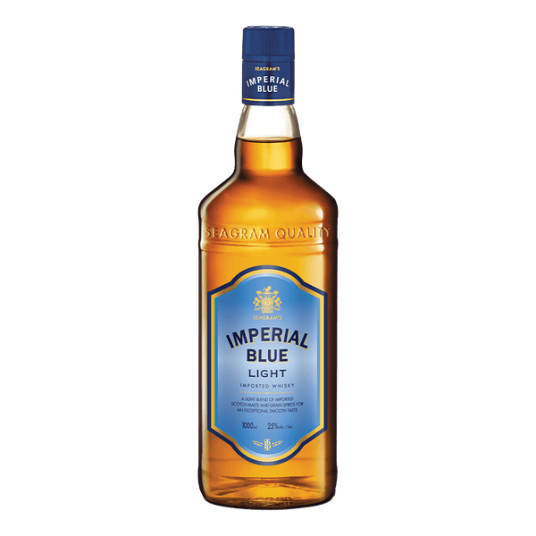 Imperial Blue Light 1L - Boozy.ph