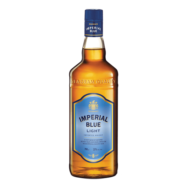 Imperial Blue Light 700ml - Boozy.ph
