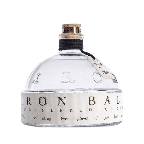 Iron Balls Gin 700ml - Boozy.ph