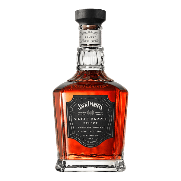 Jack Daniel's Single Barrel Select Tennessee Whiskey 750ml - Boozy.ph